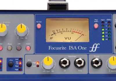 focusrite-isa-one-frente